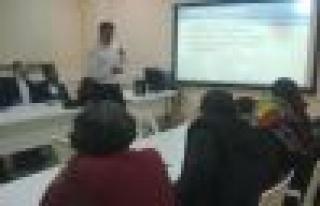 Kosgeb Uygulamalı Girişimcilik Eğitimi Başladı...