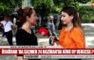 Politik Sokak Röportajlarının 1 Numaralı Kanalı'na...