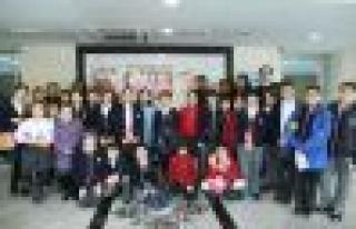 Şişli Özel Pangaltı Ermeni Okulu Öğrencileri...