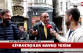 Vatandaştan ilginç tavsiye: ''Siyasetçiler Havuç...