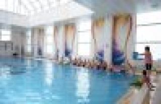 Yaz Tatili Havuzda Geçiyor