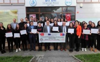 Erasmus Öğrencilerine Bağcılar'da Dil Eğitimi Verildi