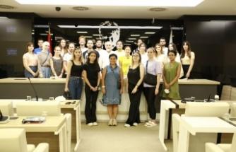 Balkan Gençlik Kampı Sarıyer'de