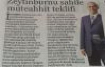 KİBİR Kuleleri için Zeytinburnu belediyesi ne düşünüyor ?