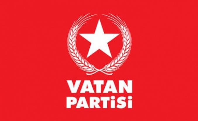 Vatan Partisi Öncü Kadın İstanbul İl Başkanlığı'ndan Basın Açıklaması