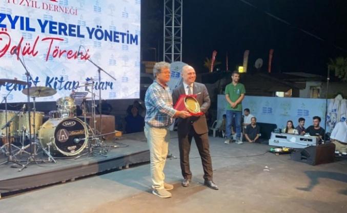 Engelsiz Sarıyer Projesine Ödül