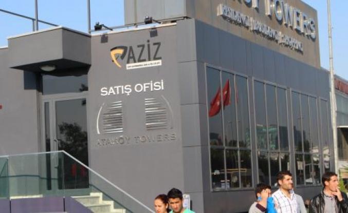 Ataköy Towers trafiği felç edecek