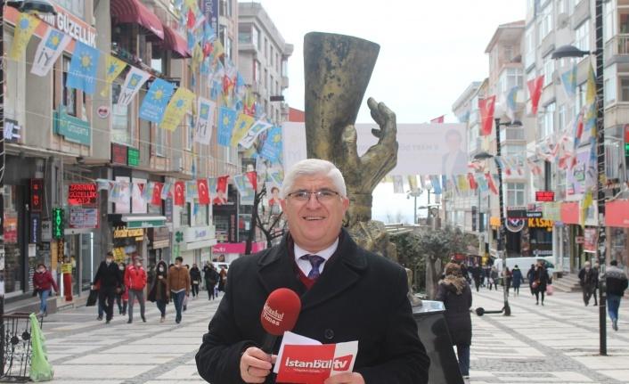 İstanbul'a İhanet Edenlerin Piri Murat Kurum'dur...