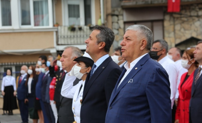 30 Ağustos Zaferi Sarıyer'de Kutlanıyor