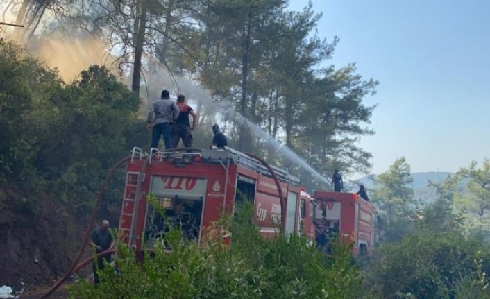 İBB'nin Ekipleri Üç Gündür Yangınlara Müdahale Ediyor