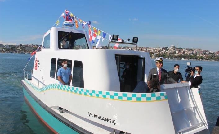 Yerli ve Milli 'Deniz Taksi' Suya İndi